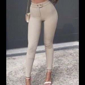 Never Worn American Apparel Taupe Riding Pant